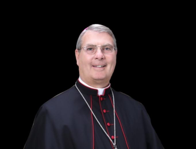 Bishop Gregory Hartmayer.
