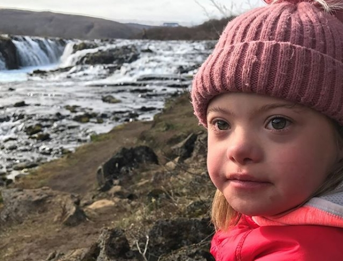 7-year-old Augusta Ingadottir is featured in the CBS article.