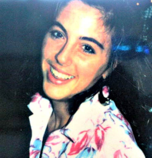 In this family photograph, Terri Schiavo is shown before she had a heart attack and fell into a persistent vegetative state. It has been 10 years since she died, after a Florida court ordered withdrawal of her food and hydration.