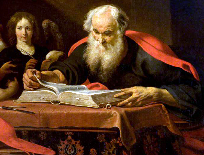"""Gerard Seghers (1591-1651), """"The Four Doctors of the Western Church: Saint Jerome"""""""