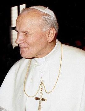 Blessed John Paul II in 1980.