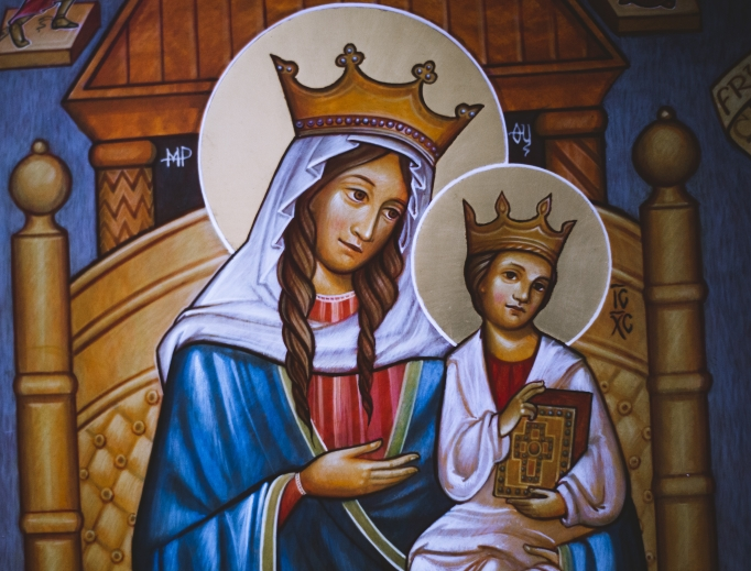 Marian devotion has been a part of the prayer patrimony in England for centuries, particularly honoring Our Lady of Walsingham.