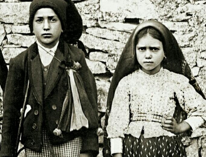 Francisco and Jacinta Marto