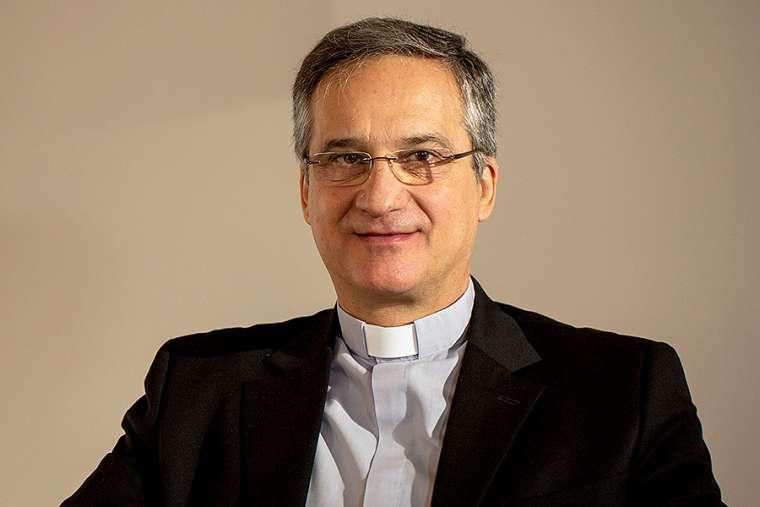 Msgr. Dario Edoardo Viganò