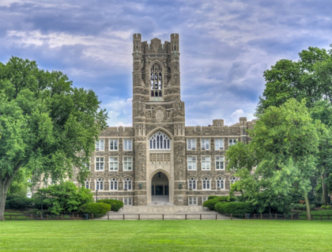 Fordham University.