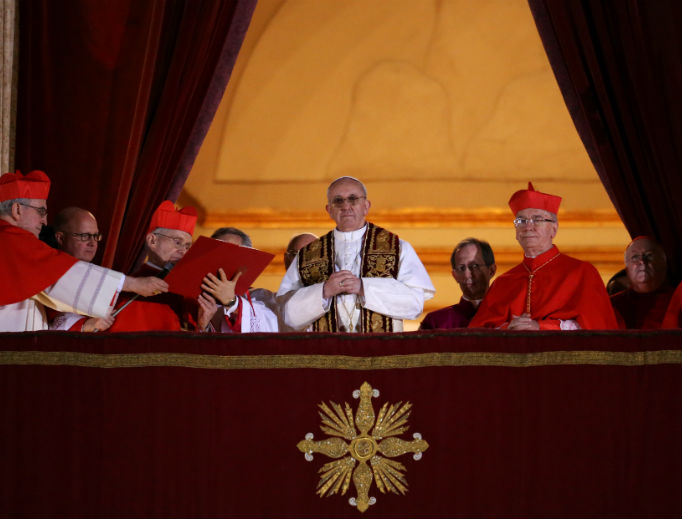 The Catholic Church will mark the fifth anniversary of Pope Francis' papacy Tuesday.