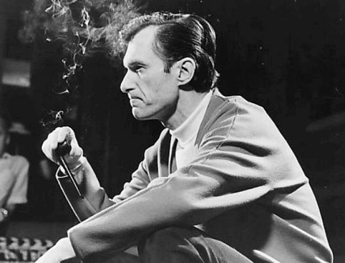 Hugh Hefner in 1966