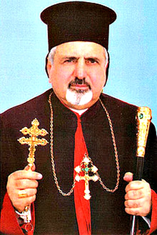 Syriac Catholic Patriarch Ignatius Youssef III Younan