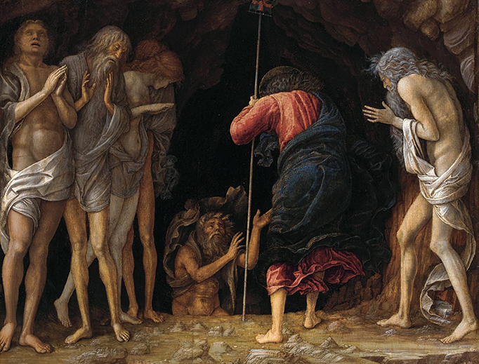 "Andrea Mantegna (1431-1506), ""Christ's Descent Into Limbo"""
