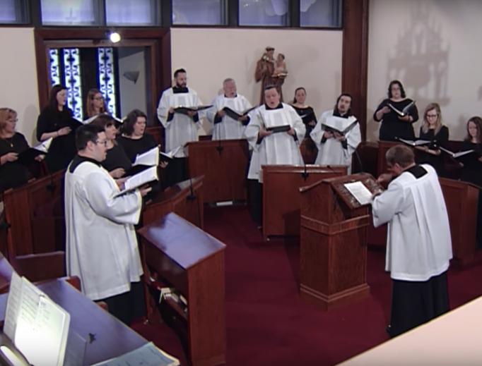 Ewtn Mass For Christmas Day 2020 EWTN's TV Mass Choir Lifts Hearts With Heavenly Song| National