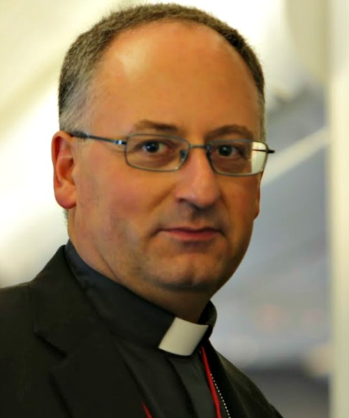 Jesuit Father Antonio Spadaro