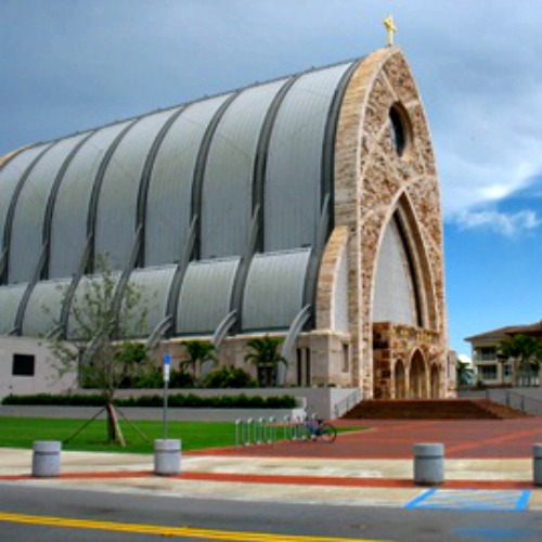 Ave Maria University chapel