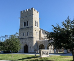 Our Lady of Walsingham Catholic Church in Houston,  the principal church of the Personal Ordinariate of the Chair of Saint Peter.