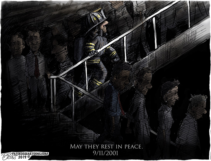 May They Rest In Peace 9/11/2001