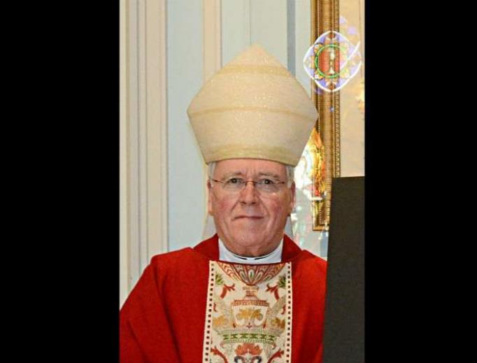 Buffalo Bishop Richard Malone.