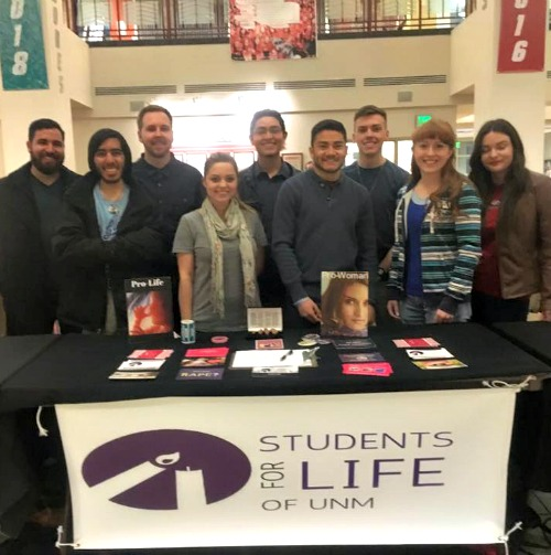 Students for Life UNM