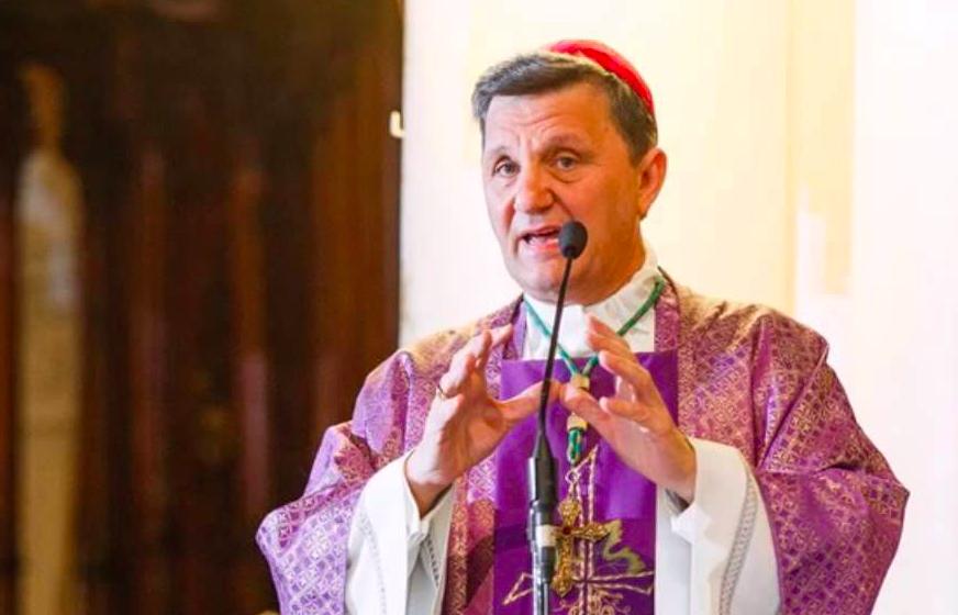 Bishop Mario Grech.