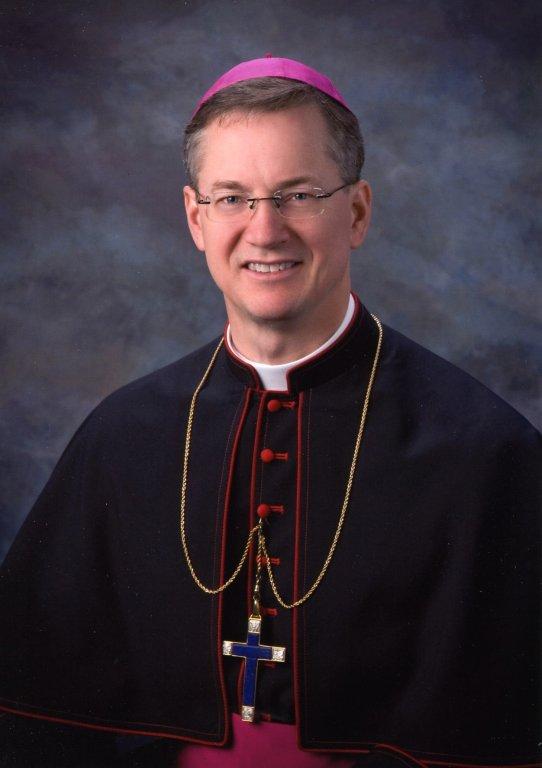 Bishop Paul Sirba of Duluth