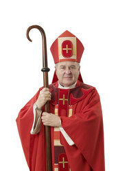 Archbishop-elect Robert Carlson of St. Louis