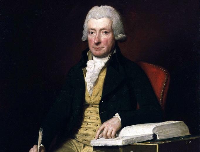 """Lemuel Francis Abbott, """"Portrait of William Cowper"""", 1792"""