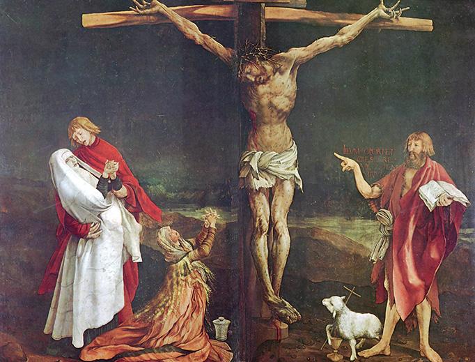 Matthias Gruenewald, Isenheim Altarpiece, 1512-1516