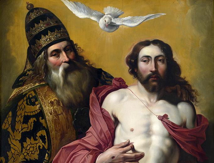 "Artus Wolffort (1581–1641), ""The Holy Trinity"""