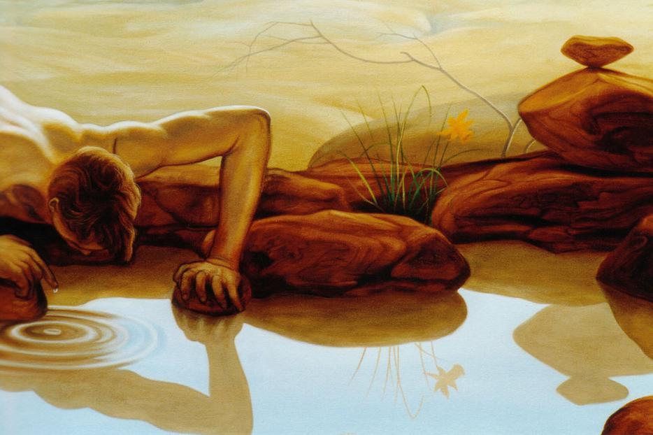 Narcissus of Greek Mythology