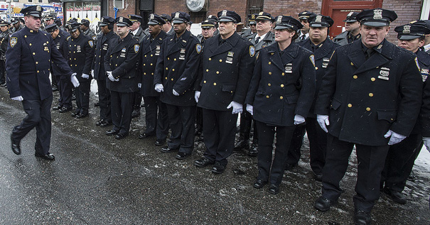 By Metropolitan Transportation Authority of the State of New York (Officer Thomas Choi Funeral Processio) [CC BY 2.0 (http://creativecommons.org/licenses/by/2.0)]