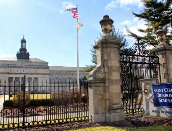 St. Charles Borromeo Seminary in Wynnewood, Pennsylvania