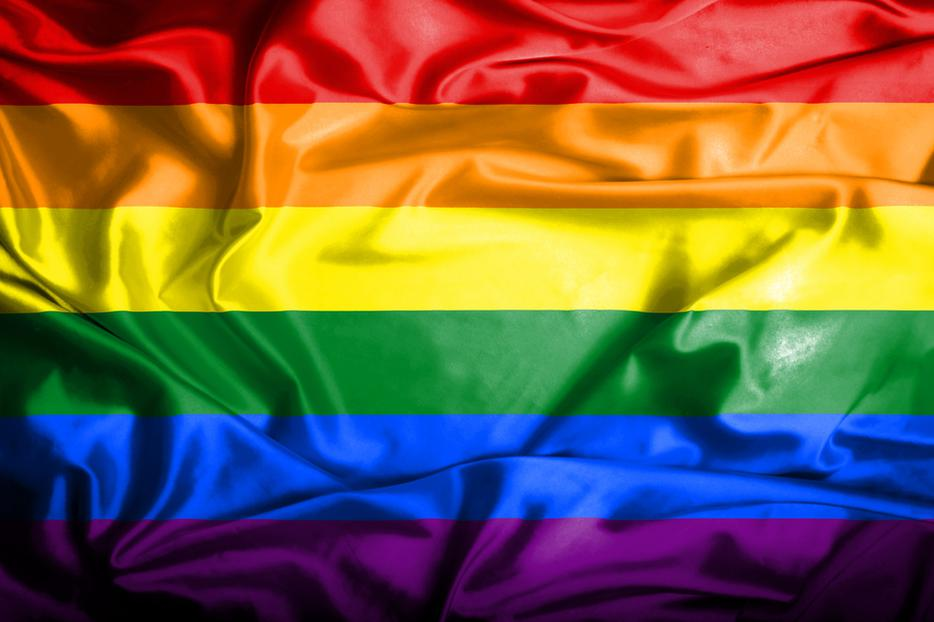 The Anarchist Flag for Those Suffering from Same-Sex Attraction