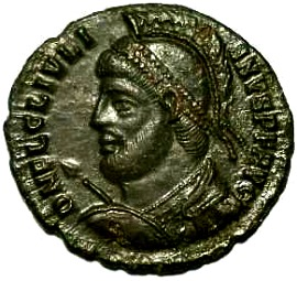 Julian the Apostate was the first emperor to be impressed by Christian charity.