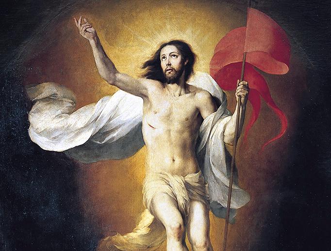 "Bartolomé Esteban Murillo, ""The Resurrection of the Lord,"" c. 1655"