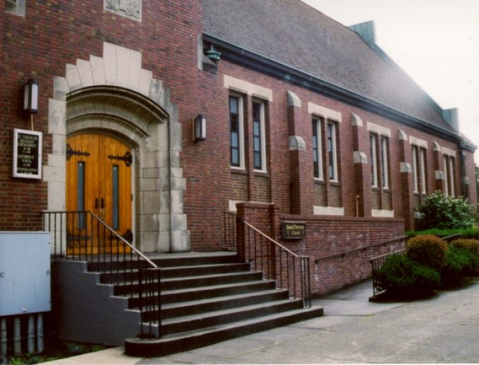 Saint Therese Catholic Church in Seattle.