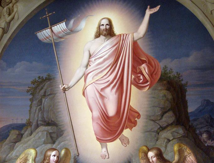 "Johan Ludwig Lund (1777-1867), ""The Resurrection of Christ"""