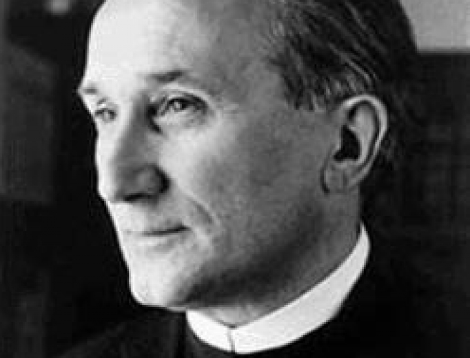 Father Romano Guardini from 1920