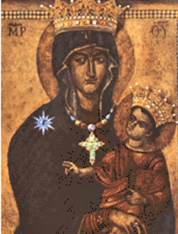 Our Lady 'Salus Populi Romani' (Saving Health of the Roman People)
