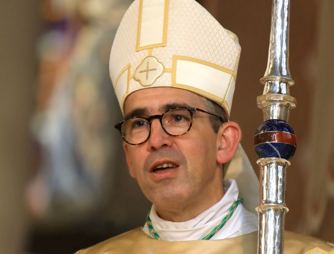 The French bishops have 'presented a very rigorous plan' to the government regarding reopening churches, according to Bishop Matthieu Rougé of the Diocese of Nanterre.
