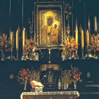 Our Lady of Czestochowa, patroness of Poland