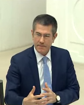 Turkish Deputy Foreign Minister Nurettin Canikli