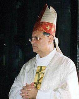 Latin Patriarch Fouad Twal