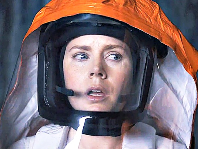 Amy Adams stars in 'Arrival.'