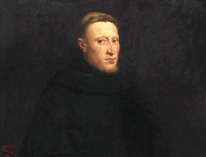 "Tintoretto, ""Onofrio Panvinio,"" 1550-1555"