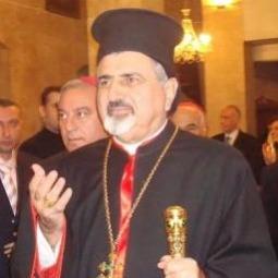 Syriac Catholic Patriarch Ignatius Joseph III Younan of Antioch