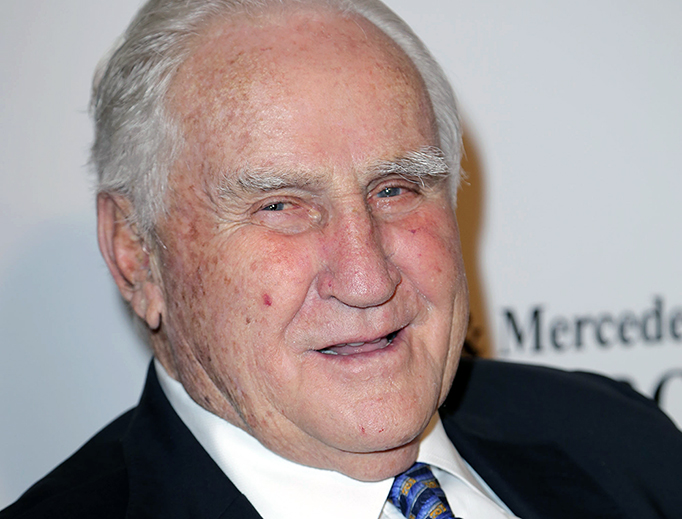 Don Shula attends the 11th annual FedEx/St. Jude Angels and Stars Gala at JW Marriott Marquis on May 18, 2013, in Miami, Florida.