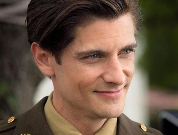 Samuel Hunt portrays the POW-turned-evangelist.