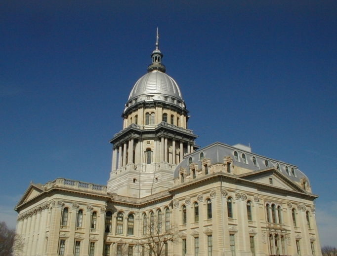 Illinois Capitol.