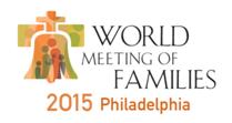 Logo for 2015 World Meeting of Families in Philadelphia