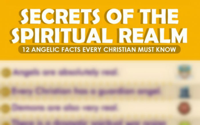 12 Angelic Facts