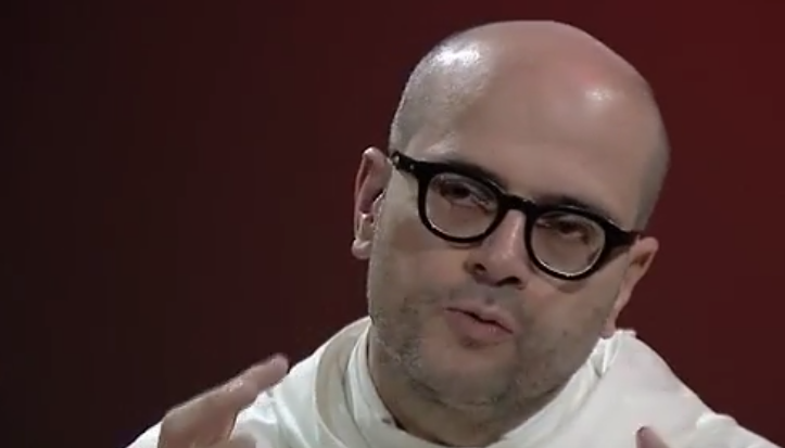 Abbot Dom Bernardo Gianni OSB