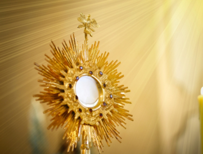 Priests and Bishops to Offer 40 Hours of Eucharistic Adoration Via Facebook  Live  National Catholic Register